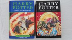J.K. Rowling - Harry Potter - 2 volumes - 2005/2007