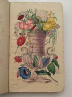 The Floricultural Magazine and Miscellany Gardening - 1836/1837
