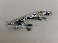 "Jaguar - Chrome Jaguar Mascot Leaper Cat 5"" Genuine Model Stamped 7/24265/3W"
