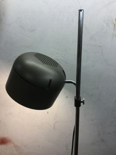 VDE - metal, vintage industrial floor lamp