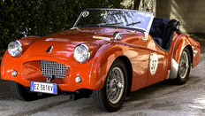 "Triumph - TR2 ""Long Door"" - 1954"