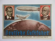 German Empire 1925/1945 - Small collection of 61 different Private-Ganzsachen