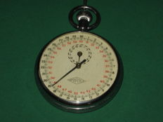 Beautiful SPORTEX 30 Sec Stopwatch 1960