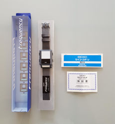 Seiko - FREQUENCY DRUM MACHINE Exceptional watch - Unisex - 1990 - 1999