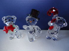 Swarovski - Kris bears limited editions (3)