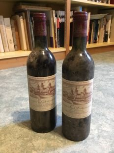 1978 Chateau Cos d'Estournel, Saint-Estèphe Grand Cru Classé - 2 bottles