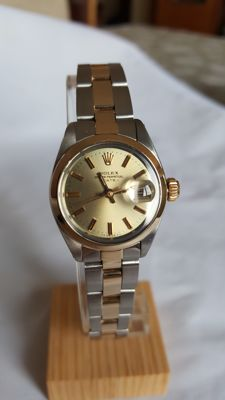 Rolex - Oyster Perpetual Date - Modelo 6916 - año 1978 - 5539800 - Donna - 1970-1979