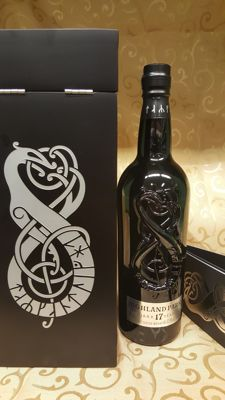 Highland Park - the Dark - 17 years old - Limited Edition