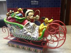 Disney - Figure Enesco - Disney showcase collection - Traditions - Laughing al the way