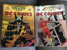 Must have: HC The GOLDEN AGE 1935-1956 + The SILVER AGE  1956-1970 DC Comics by Paul Levitz. 2 x 400 pages. 2013 + 2015  Language: French