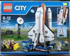 Lego 60080 - City Launch base / space station - 2015