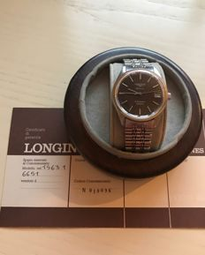 Longines Admiral Automatic cal. 431 (FULL SET) one-year warranty - Men's watch