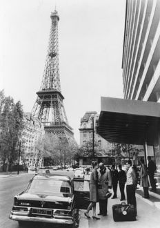 Unknown/AP - The Eiffel Tower, Paris, 1937/1966