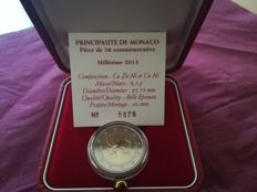 Monaco - 2 euros 2013 '20 years of membership in the UN'