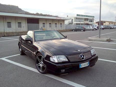 Mercedes-Benz - SL 300-24 - 1991