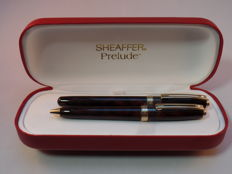 SHEAFFER Prelude luxury pen set in laque