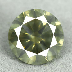 Diamond - 2.08 ct, VS2 - G/EXC/EXC