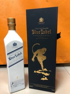 Johnnie Walker Blue Label Year of the Monkey Collection -  Limited Taiwan Edition
