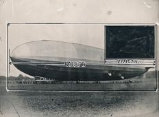 Unknown/Wide World Photos - Graf Zeppelin LZ 127, 1928