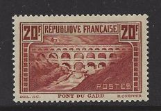 France, 1929 – Monuments and sites – Yvert 262