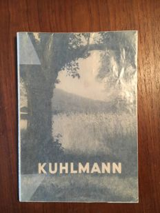Catalogue Kuhlmann (company book) - 1938