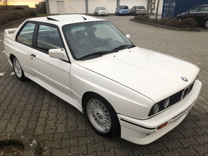 bmw e30 m3 initially delivered in germany catawiki