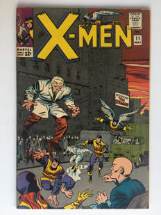 Marvel Comics - X-men #11 - 1st appearance The Stranger - 1x sc - (1965)