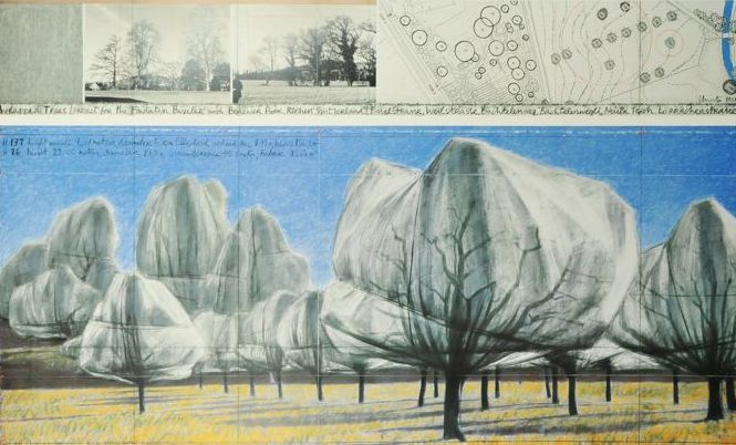 Christo - Three works