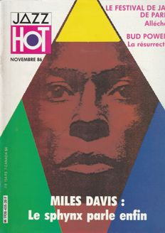 Jazz Hot - 42 Magazines From February 1986 To December 1989