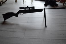 Remington 20 joules rifle