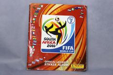Panini - 2010 World Cup South Africa - Full Album