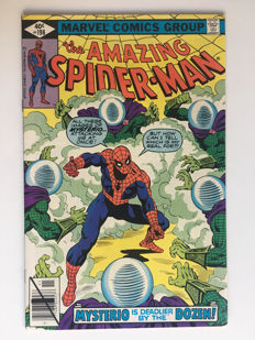 "Marvel Comics - The Amazing Spider-Man #198 - ""Mysterio"" - 1x sc - (1979)"