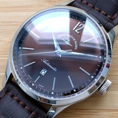 Zeno Watch Basel Pilot Automatic Date New With Tags Men´s Watch