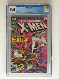 Marvel Comics - X-Men #127 - CGC 9.4!! graded - Very High Grade - 1x sc - (1979)
