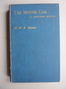 The Motor Car , A Practical Manual - 1909