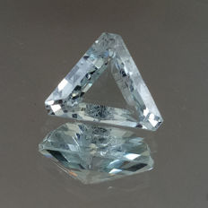 Aquamarine - 4.54 ct