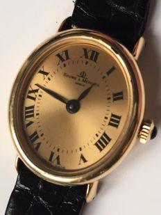 Baume & Mercier - Geveve-Very Rare 18K(0.750) Yellow Gold - BM775 - Női - 1980-1989