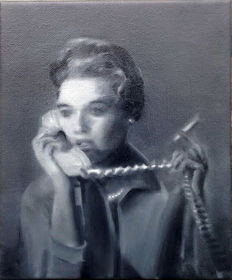 Erwin van Krey - Phoning girl