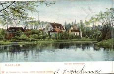Haarlem 86x (old to very old postcards)