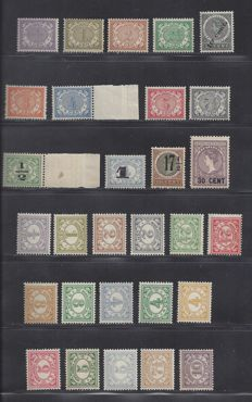 Dutch East Indies 1902/1918 -