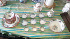 Petrus Regout Maastricht, Timor – Tea Service with 27 Pieces