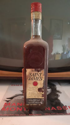 Rhum Saint James plantations - 47% - bottled 1970s