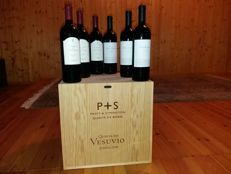 2015 Pombal Do Vesuvio x 3 bottles Prats and Symintong + 2014 Post Scriptum Chryseia x 3 bottles / Total 6 bottles