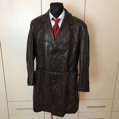 Unique Item – High Quality Horsehide Leather Coat