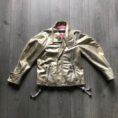 Dsquared Leather Bomberjacket *No Reserve*