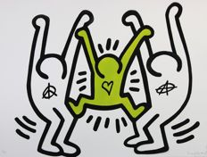 Ziegler-T - My kid ruined my Keith Haring