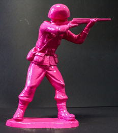 Alessandro Padovan & Antonio Monsurrò - PEACEKEEPERS - PINK OBSESSION COLLECTION