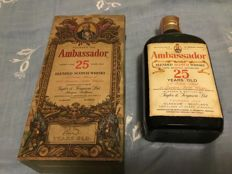 Ambassador 25 years old - 1970s