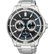 CITIZEN, Time Only, Men's watch 46.00 mm, ECO DRIVE SPORT - NEW