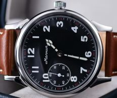 Molnija - military style marriage watch - 444989 - Uomo - 1960-1969
